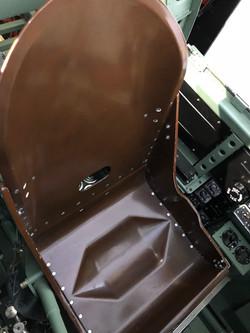 Spitfire Simulator Seat