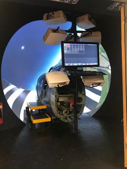Spitfire Simulator Dome