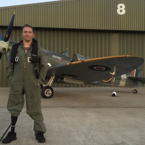 ALAN ROBINSON SOLO'S THE SPITFIRE