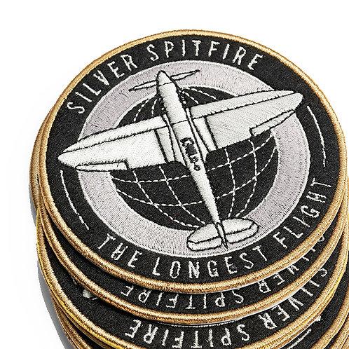 SILVER SPITFIRE - FLIGHT PATCH