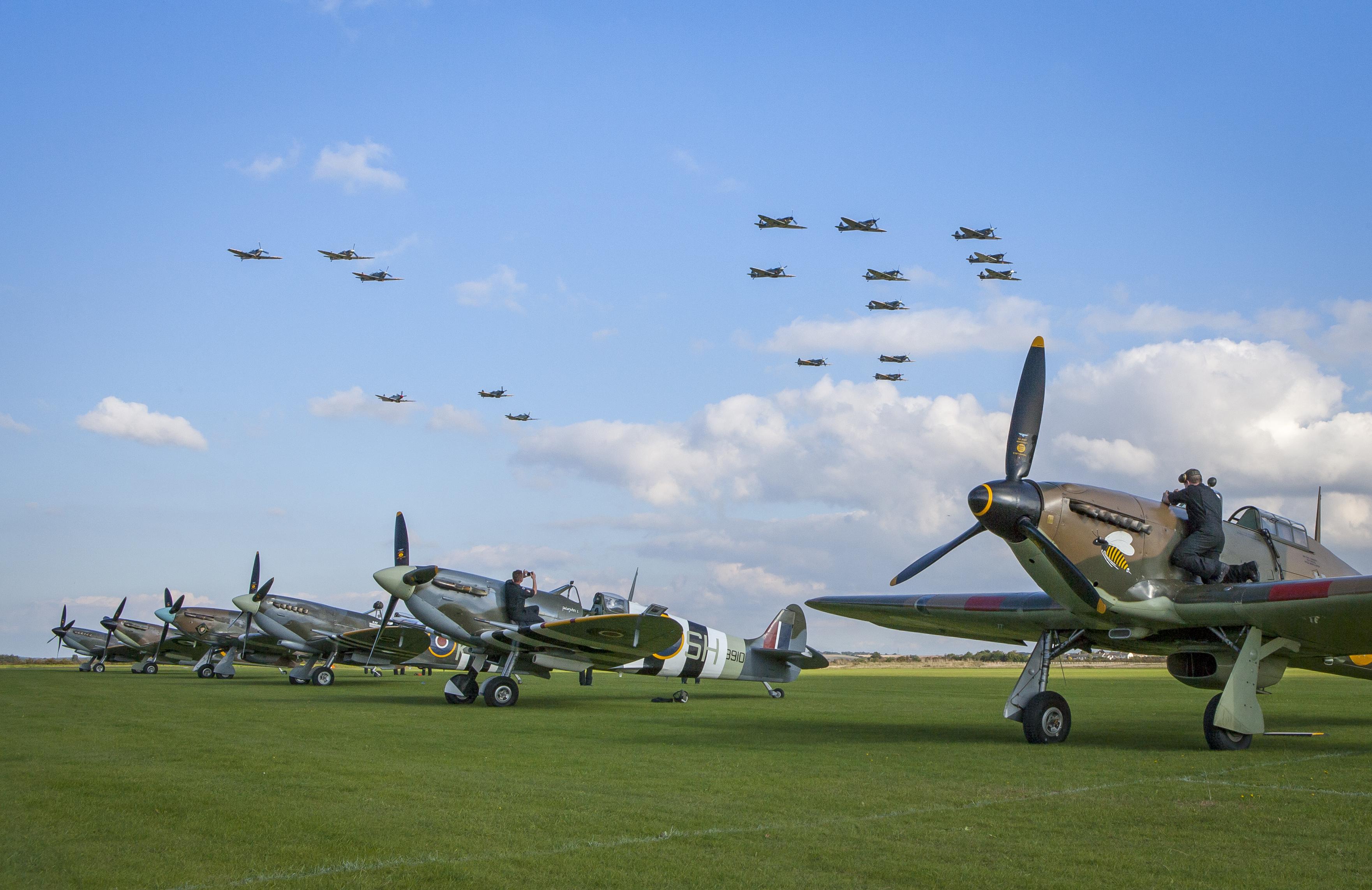 Spitfire Displays