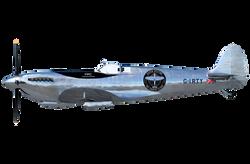 Boultbee Silver Spitfire