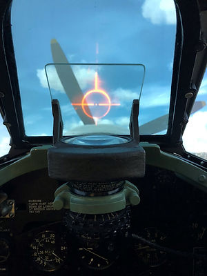 simulator cockpit
