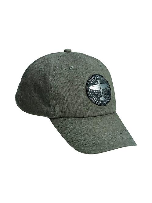 SILVER SPITFIRE CAP