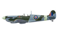 Boultbee Spitfire RR232