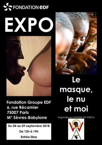 Expo Photos Fondation EDF Women Of Africa