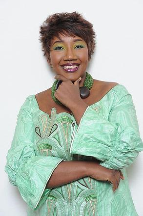 Lydie Lamine, Trésorière WOA