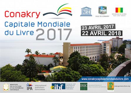 Conakry capitale mondiale du livre