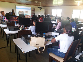 coding day women of africa gabon