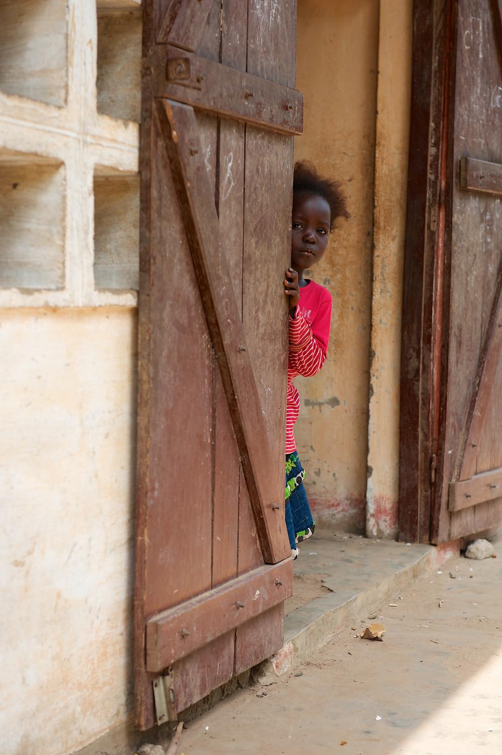 Education des filles avec women of africa