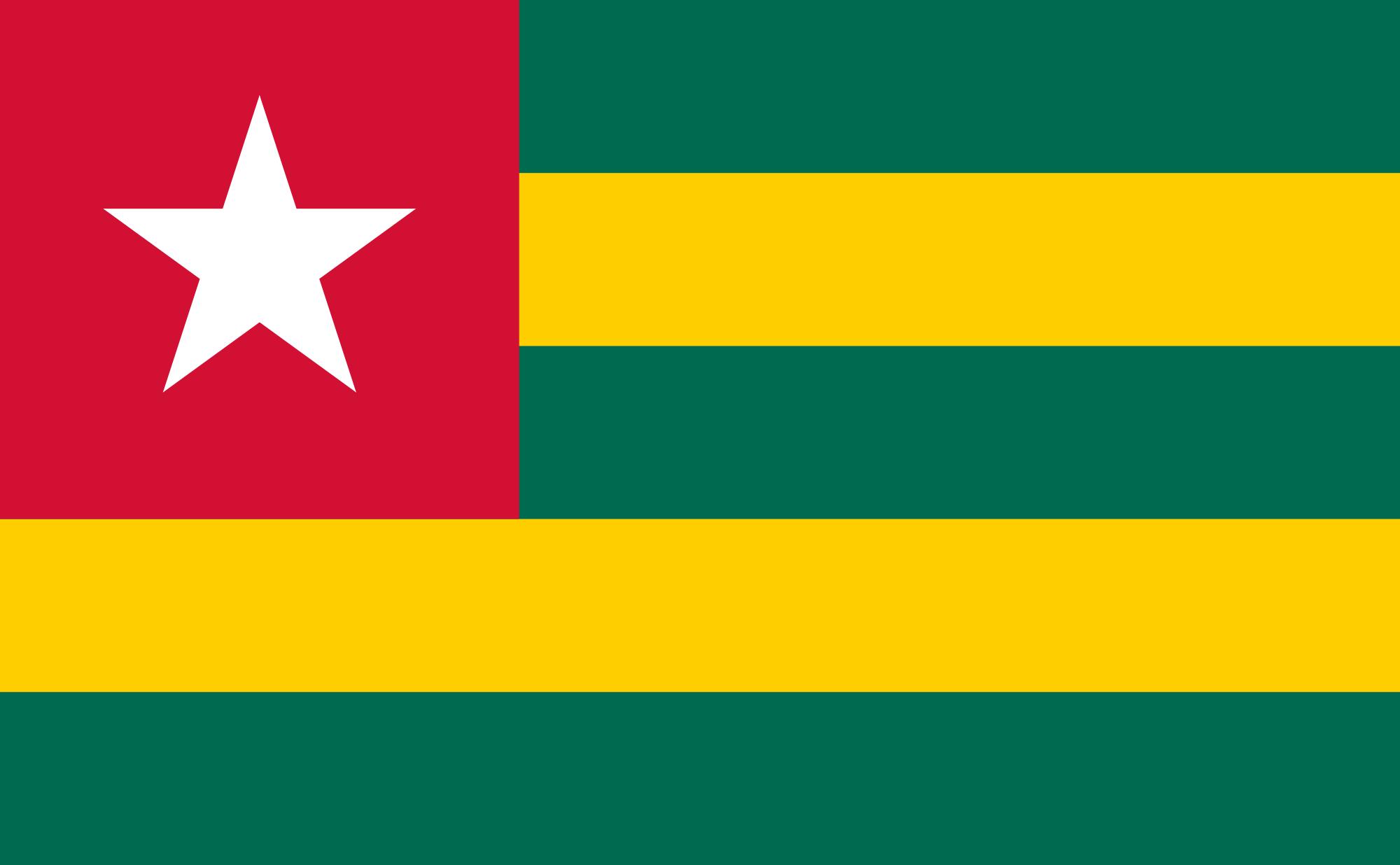 WOA Togo