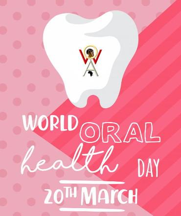 Journée mondiale pour la santé bucco dentaire