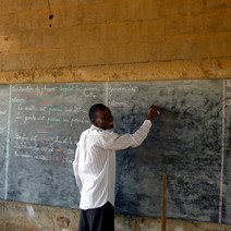 enseignant women of africa