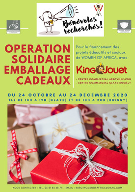 Operation emballage cadeaux