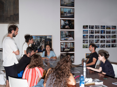 Photobook workshop by publisher Calin Kruse from Die Nacht Publishing, 2020
