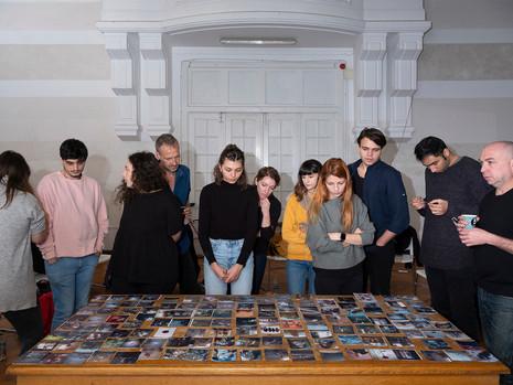 TEMPSZERO - Photography workshop by Michael Ackerman, Stephane Charpentiere, Patricia Morosan, 2019