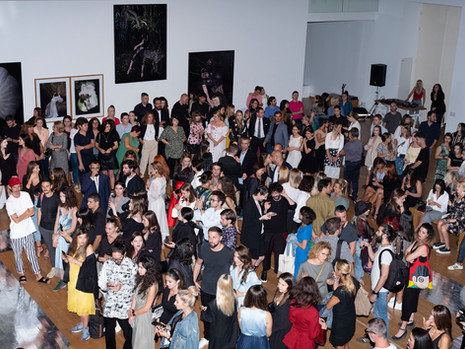 You Have Always Seen the Unseen - Photography exhibition - National Museul of Contemporary Art, Bucharest, 2019