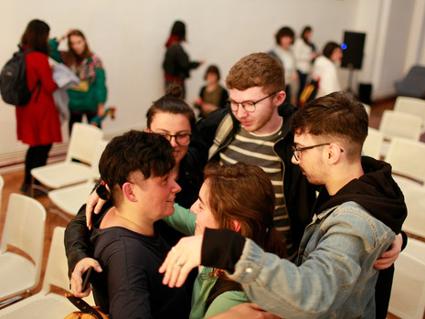 Intalniri in Atelier. Despre Practici Artistice in Arta Contemporana- Artist Talk, Irina Botea Bucan, Aurora Kiraly, 2019