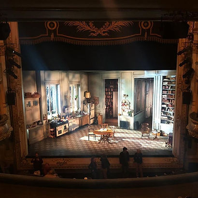 The Height of the Storm, Wyndham Theatre, London