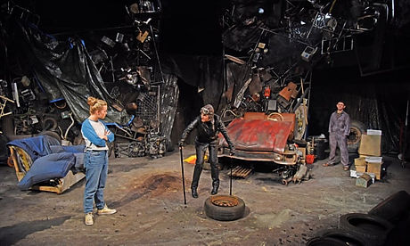 Kneebone Cadillac, Theatre Royal Plymouth