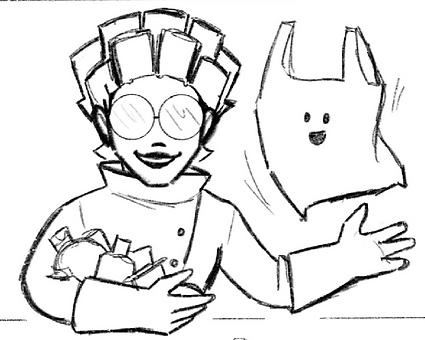 Dr Dot and baggy.png