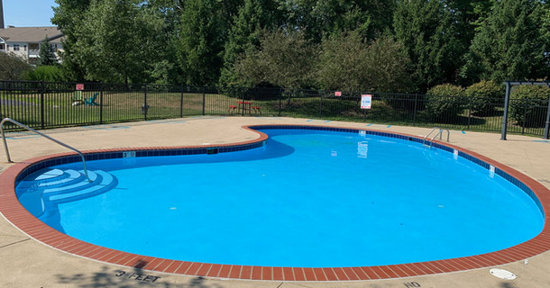 Completed Commiunity Pool