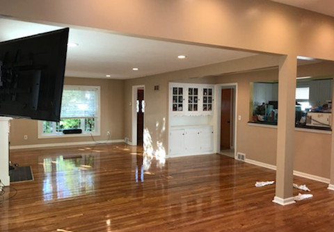Addition- Great Room