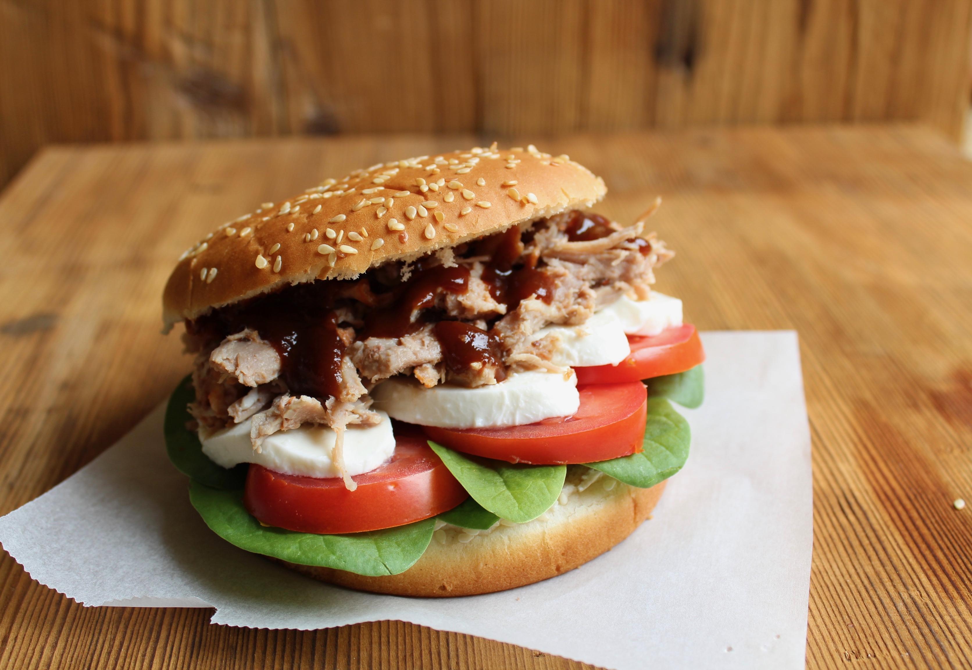 Burger Brote {high carb, nicht glutenfrei} | Koch mit Herz - Food ...