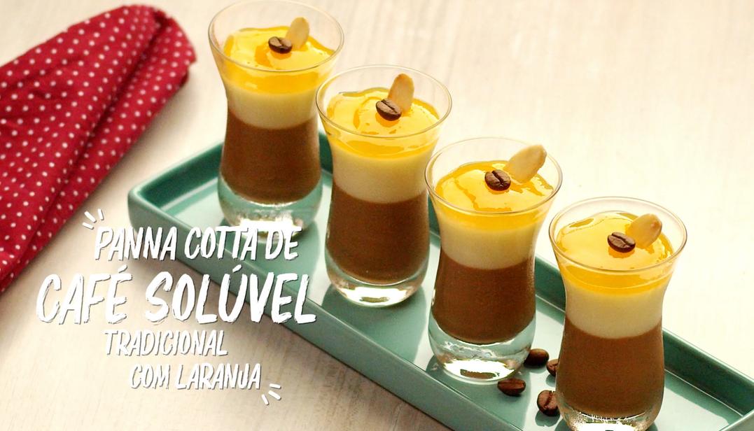 Panna Cotta de Café
