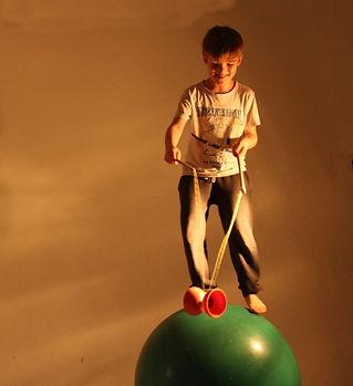 cirque aerien stage enfants vacances adu