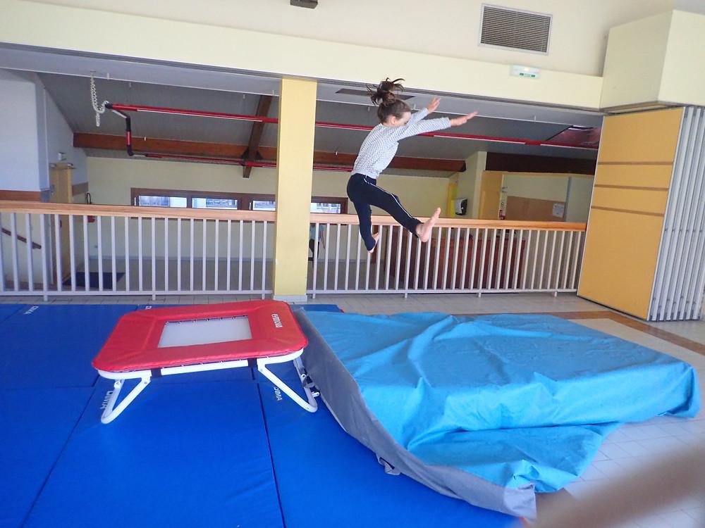 activité enfant loisirs stage Grenoble cirque ateliers