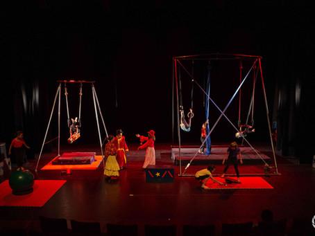 Atelier cirque de Corenc : mercredi de 09h30 à 11h00.
