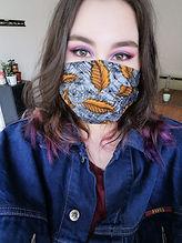 Lydia MAsk Pic