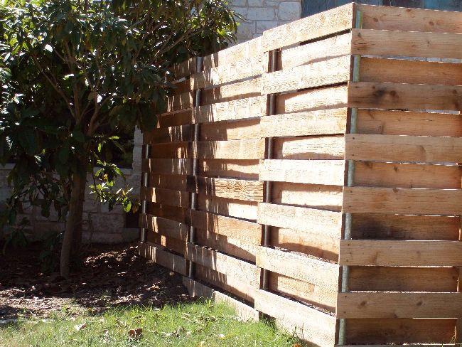 6ft Shadow Box Horizontal Fence