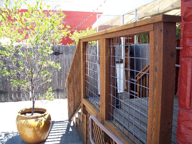 Bull Panel Handrail