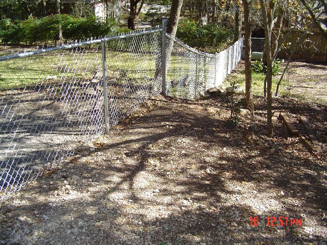4ft Residential Chain Link