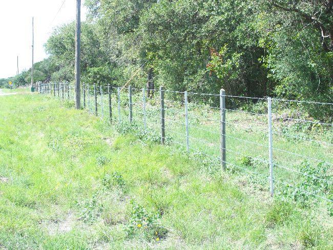 4ft Custom Field Fence