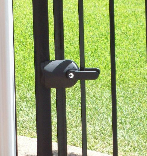 Lockey Handle Installation