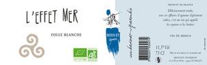 L'Effet Mer, Folle Blanche Bedouet vigneron BIO