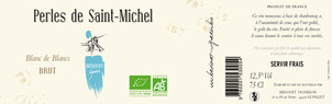 Perles de Saint-Michel Bedouet vigneron BIO