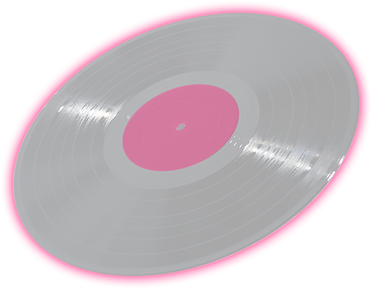 Vinyl for silver seven ent web design