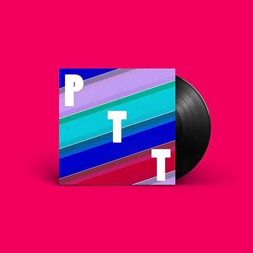 Patrick Thomas - P.T.T (Vinyl)