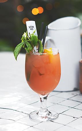 Orange Juice Cocktail
