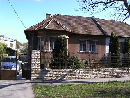 Ferienhaus in Budapest