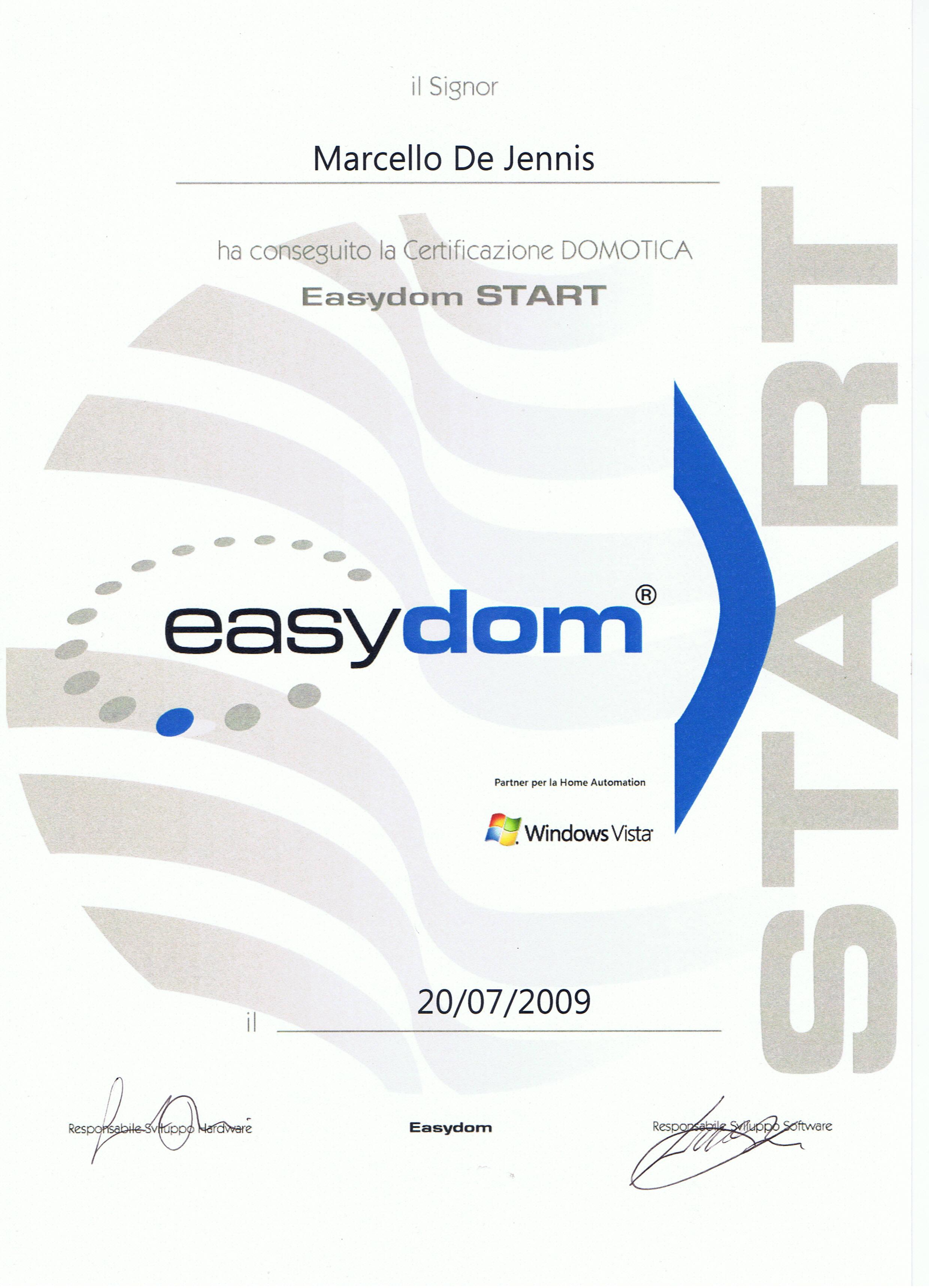 Easydom_Start