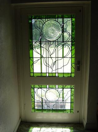 Cottage door panel