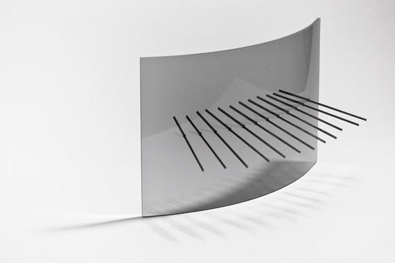 Curve with steels
