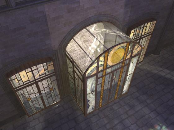 Ripon Cathedral porch proposal