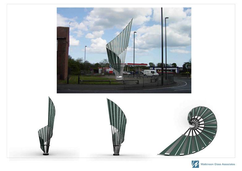 Proposed Sculpture