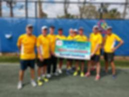 2019 Bonita Men's 3.5 Playoff Winner - W
